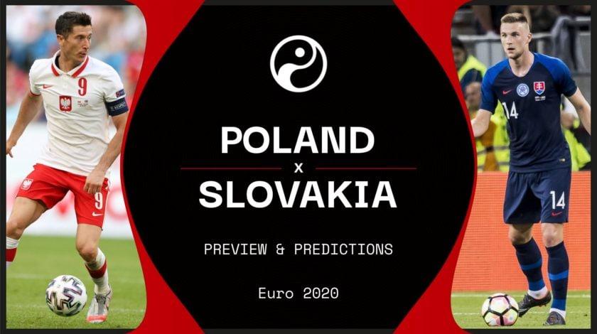 Tip bóng đá hôm nay: Ba Lan vs Slovakia