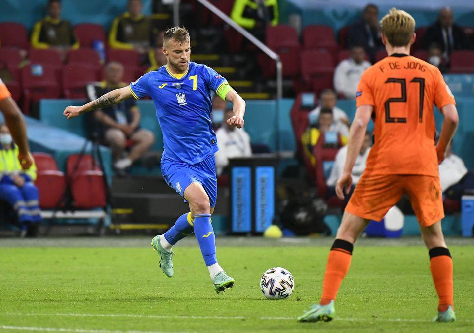 TIP BÓNG ĐÁ VIP: Ukraina vs Bắc Macedonia