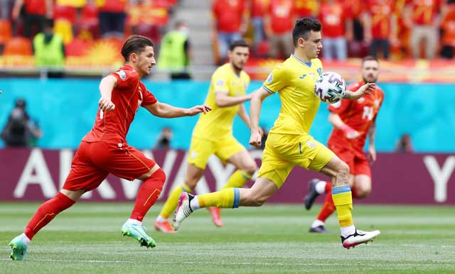 Tip bóng đá PRO VIP TIP 98-100% Ukraine vs Áo, Bắc Macedonia vs Hà Lan, Nga vs Đan Mạch, Phần Lan vs Bỉ, cập nhật tỉ lệ kèo nhà cái