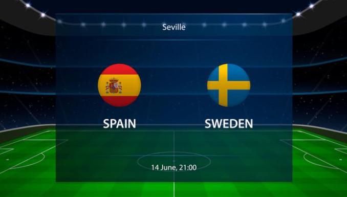 Tip bóng đá hôm nay: Tây Ban Nha vs Thụy Điển
