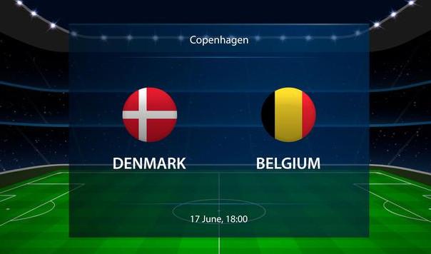 TIP BÓNG ĐÁ VIP-PRO TIP: Đan Mạch vs Bỉ ngày