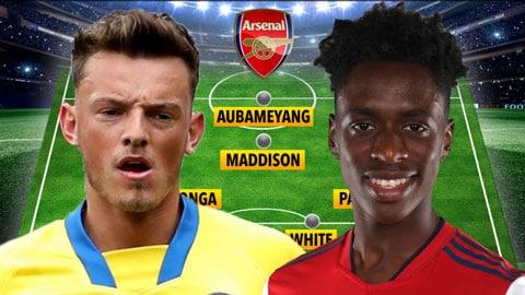 Đội hình Arsenal