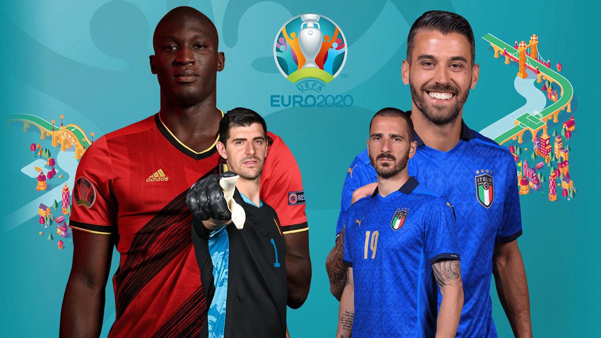 Mua tip bóng đá hôm nay - Tip bóng đá chất lượng cao 99-100% WIN trận Bỉ vs Ý